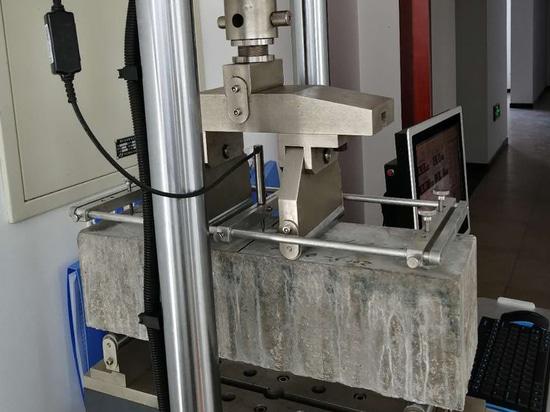 Concrete Flexure Testing Machine