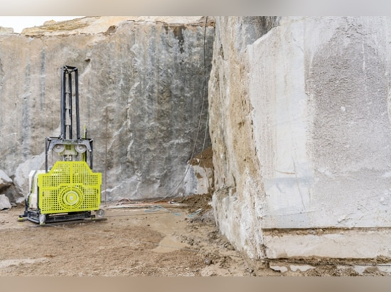 MOBILITY, VERSATILITY AND SAFETY IN THE DIAMOND CUTTING PHASE (MFR) - KEPLER - FOCUS PIEDRA