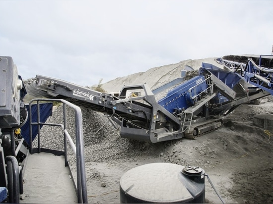 Precision meets productivity: The quarry owner could not meet the specified level of quality for the final product with its own equipment. Riverbend's KLEEMANN plant fulfilled all requirements with...