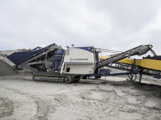 MOBICONE cone crushers can be used as secondary or tertiary crushers. Thanks to its low total weight, the crusher can easily be transported to new locations by flat-bed trailer. All components can ...
