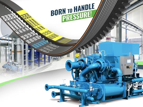 Solution for Compressor Belt Drives