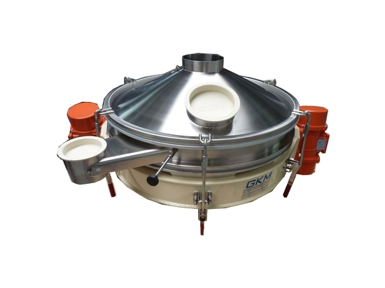 GKM Vibration Control Screening machine type KTS-VS2 1200 for sugar industry
