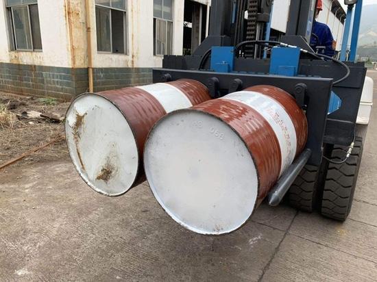 Longhe Hydraulic Drum Handler