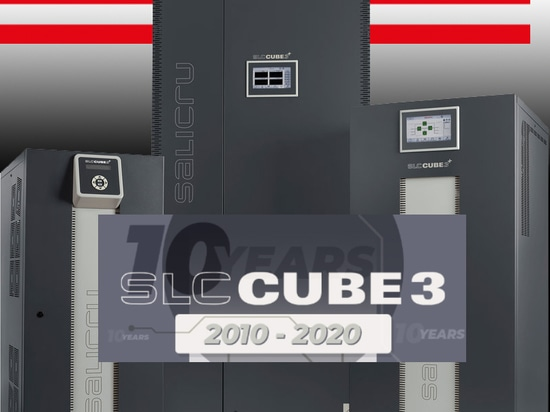 10 years with our SLC CUBE3+