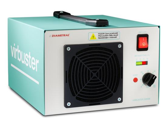 Ozone generator VirBuster 20000E