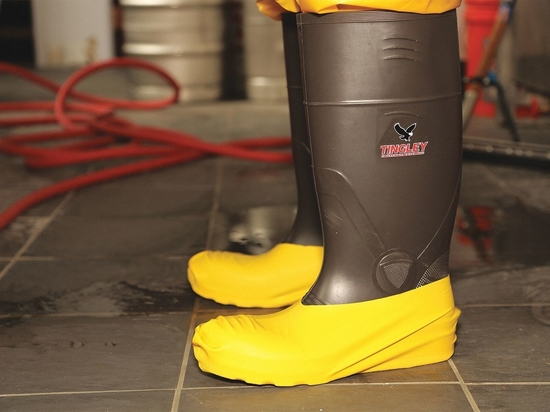 Featured Product: Tingley Boot Saver® Shoe Covers from Nelson-Jameson