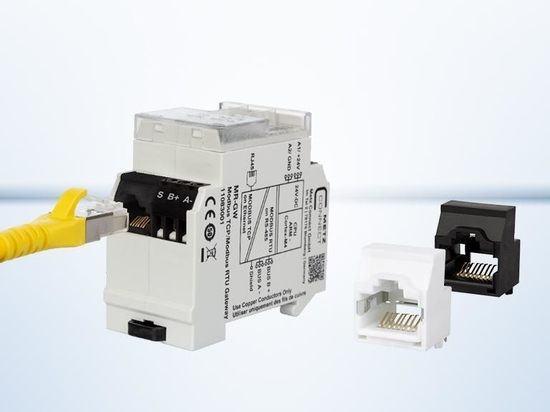 RJ45 socket of the AJT0D & AJT1D series