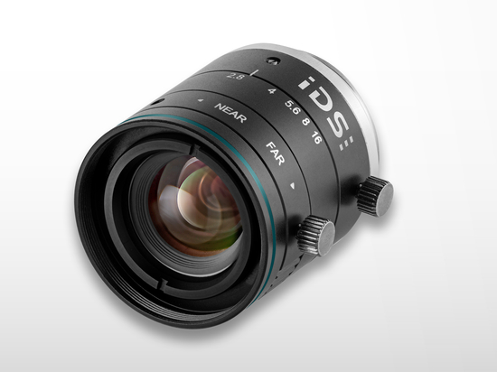 New IDS lenses with 5, 8 and 10 MP