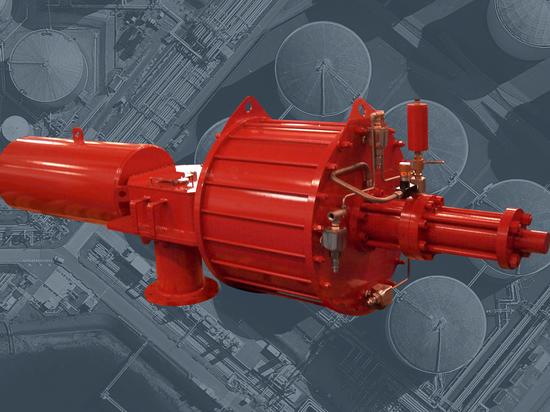 Rotork GP actuators selected for Asian LNG Terminal