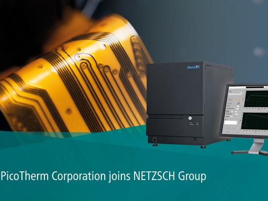 PicoTherm Corporation joins NETZSCH Group