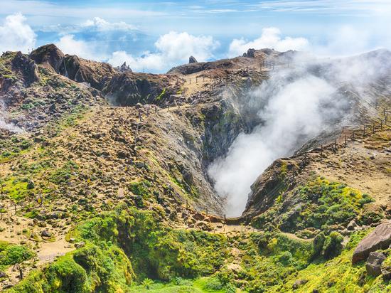Long term Volcano Monitoring