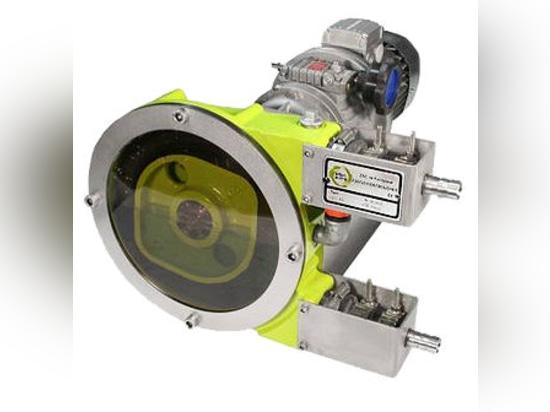 NEW: peristaltic pump by Albin Pump AB