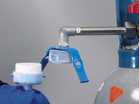 SnowPack® dry ice machine (Bürkle GmbH)