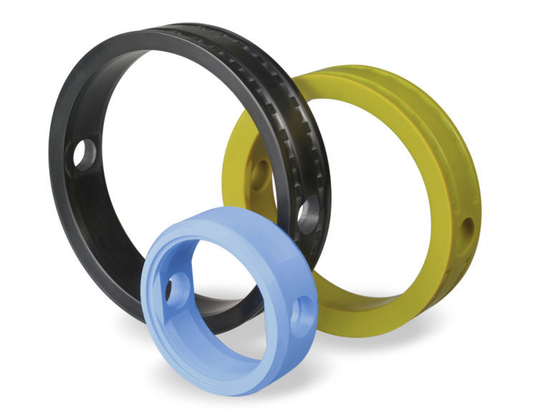 The FST butterfly valve seal offers good pressure resistance and extremely low torque.