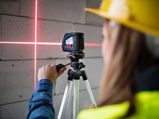 It rapidly became clear that the laser's chief use lay in the areas of measurement and surveying