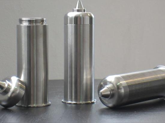 Foodini Stainless Steel Food Capsules