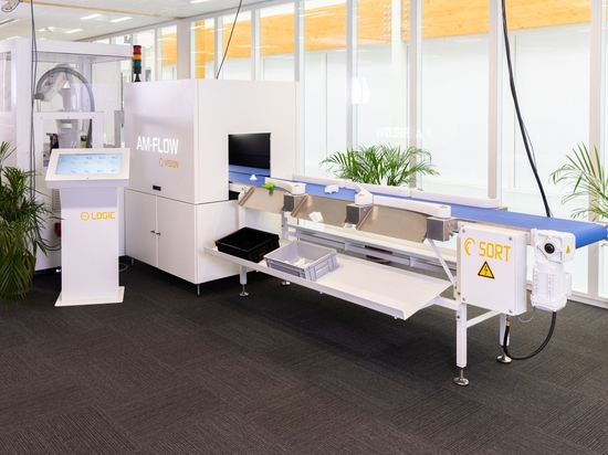 Industry 4.0 in 3D printing post production