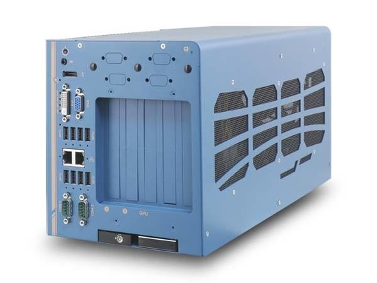 NUVO-8108GC-XL edgeAI RTX 3080 GPU Computing platform