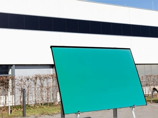 True Colours: Solar Panels to Enhance the Exteriors of Buildings