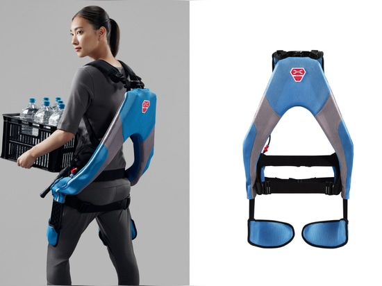 Japan-based Innophys has now sold more than 16,000 of its powerful exoskeleton muscle suits