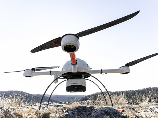 mdaaS makes drone LiDAR and Drone Surveying a Part of Your Business