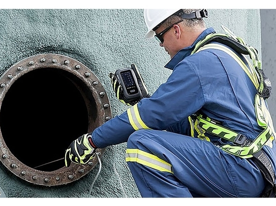 Regular air quality tests of confined spaces identify new hazards