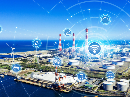 Industrial Internet of Things Unlocks the Power of Data on the Factory Floor
