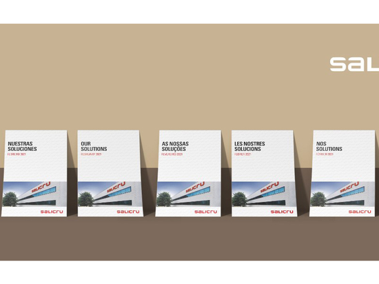 Salicru launches its new product range catalogue