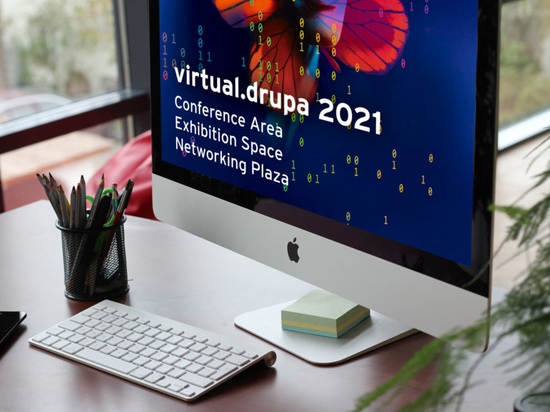 The Who's Who of the industry on board for virtual.drupa, with HP and Landa Digital Printing recently joining