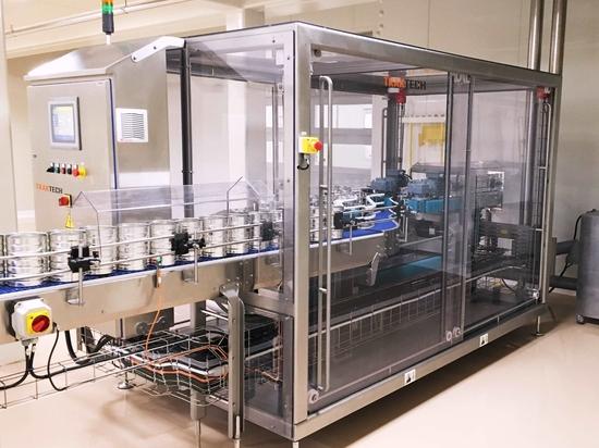 Ionized air can rinser