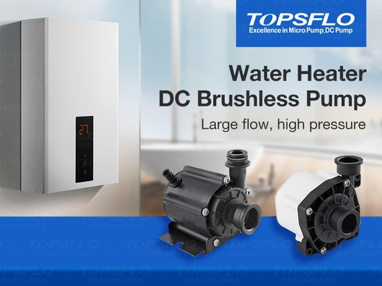 How to choose a zero cold water DC circulating pump? TOPSFLO engineers tell you three core elements.