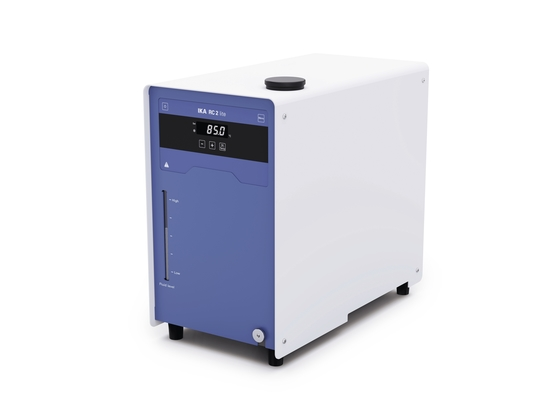 New compact recirculating chiller