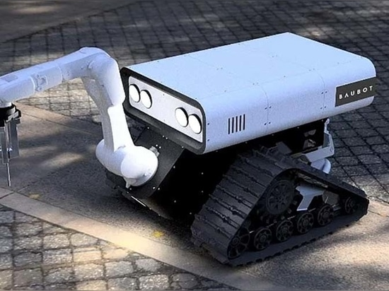 The MRS10-100 has a vehicle payload of 500 kg and a robot payload of 10 kg. The reach of the robot arm is 1000 mm.