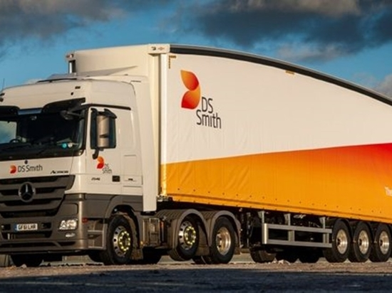 DS Smith expecting corrugated box volumes to increase 7%