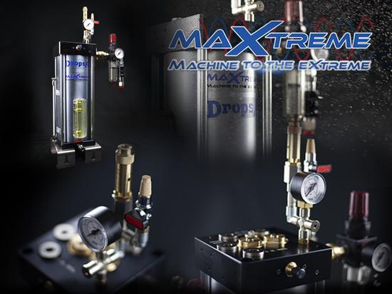 A new MQL lubrication technology: MaXtreme