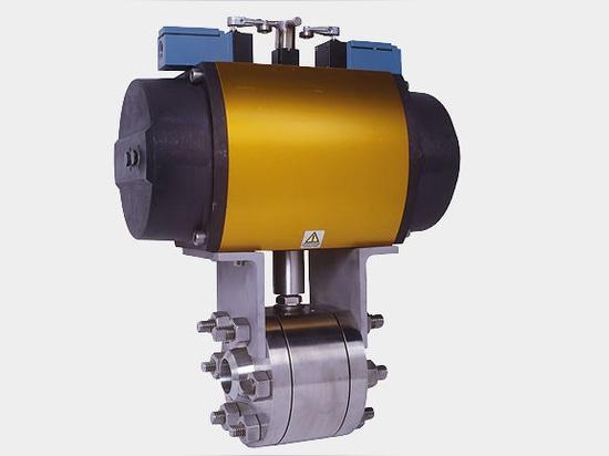 NEW: ball valve by STI S.r.l.