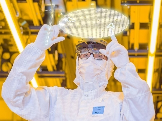 Bosch Opens Chip Plant in Germany