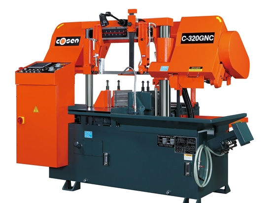 Cosen Mechatronics is one of Taiwan's leading smart machine tool manufacturers, producing a range of cutting-edge band saws, circular saws, cutting machines and lathes.