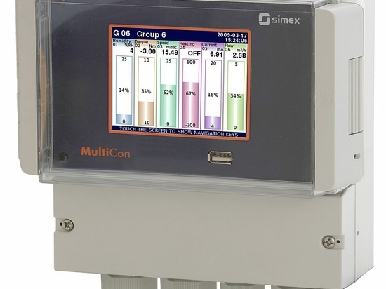 New MultiCon CMC-N16 in wall mounted IP 65 case!