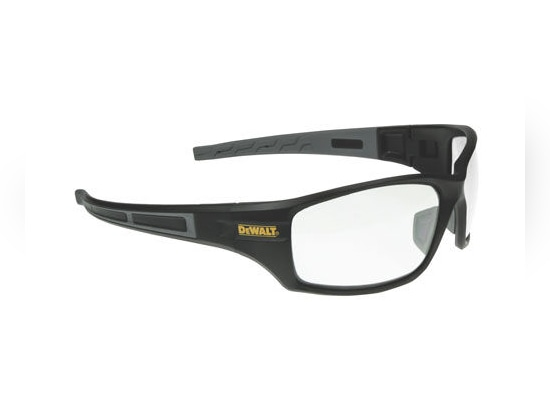 NEW: rubber safety glasses by DEWALT Industrial Tool