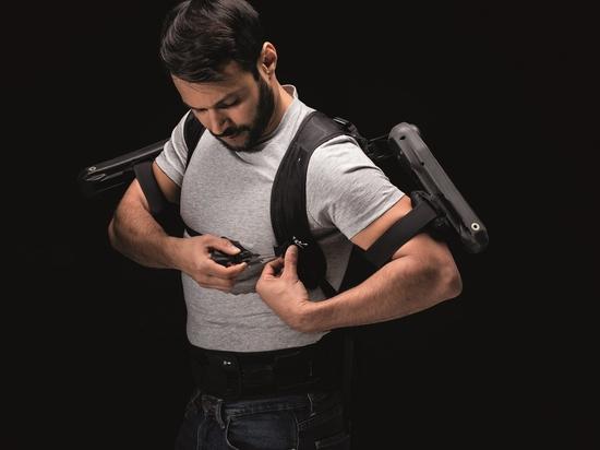 MATE-XT exoskeleton