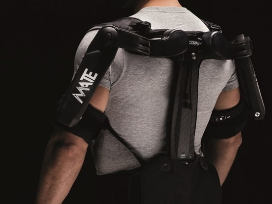 The MATE-XT: New Industrial Uses for the Exoskeleton