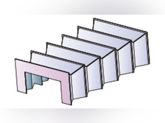NEW: stainless steel protective bellows by Metal Gennari S.R.L.