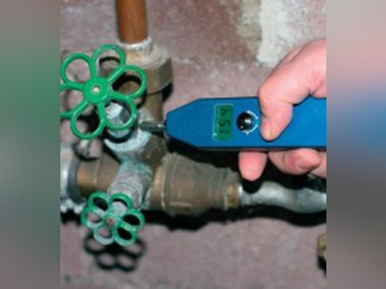NEW: water leak detector by F.A.S.T. GmbH