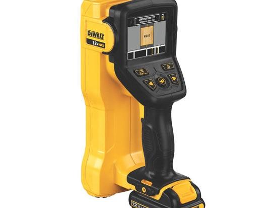 NEW: hand-held scanner by DEWALT Industrial Tool