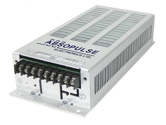 High input voltage, DC-DC converters for industrial, railway and solar applications