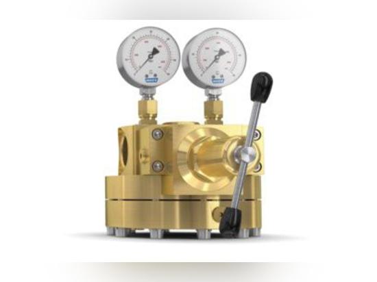 NEW: gase pressure regulator by WITT-Gasetechnik GmbH & Co KG