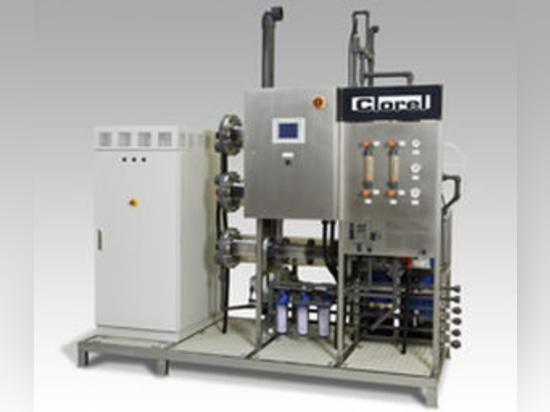 NEW: water disinfection unit by Kemisan Klor-Alkali A.Ş