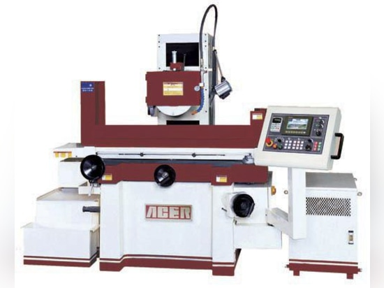 NEW: flat grinding machine by Taiwan Trade Center, Chicago