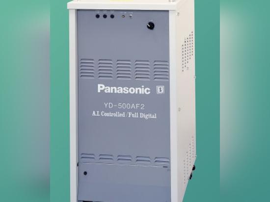 NEW: MIG welder by Panasonic Industrial, Robot & Welding